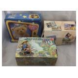 3 Cherished Teddies Box Sets
