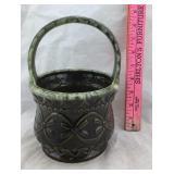 Hull Pottery Basket