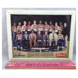 1974-75 Washington Bullets Gino's Photo