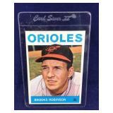 Brooks Robinson 1964 Topps 230 Baseball Card