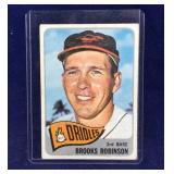 Brooks Robinson 1965 Topps 150 Baseball Card