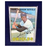 Frank Robinson 1967 Topps 100 Baseball Card