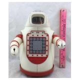 Vintage Plastic Robot Toy