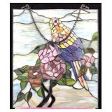 Stained Glass Wall Hanging
