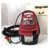 Small  Shop-vac portable wet dry vacuum