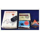 Vintage Word & Card Games