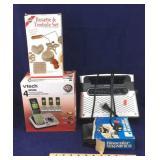 VTech Answering System, Radioshack Radio, Etc.