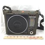 Vintage Portable AM/FM Radio 8 Track Player