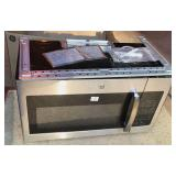 Brand new general electric microwave range oven
