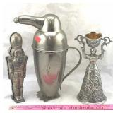 Stainless Steel Penguin Shaped Pitcher & More