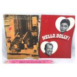 Hello Dolly Guide; Smithsonian Black Sounds Guide