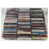Assortment of 60+ CDs - Various Music Genres