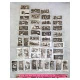 45 Early Cigarette Cards - Dog Pictures