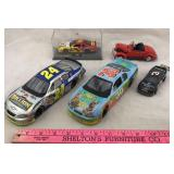 NASCAR Die-cast Cars and More