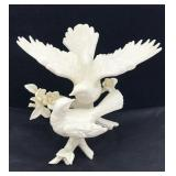 Lenox Fine Porcelain Birds Sculpture