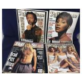 21 Rolling Stone Magazines From 1993/1994