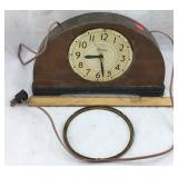 Vintage Sessions Electric Mantle Clock
