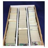 2,000+ Football & Baseball Cards (1970s & 1980s)