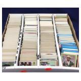1,500+ 1970s/80s Baseball & Football Cards
