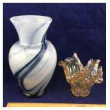 Murano Vase & Art Glass Vase