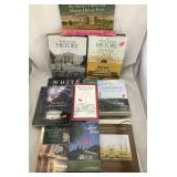 Large Assortment of White House History Books