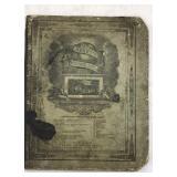 1844 Olney's School Atlas