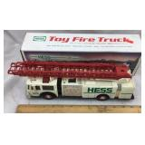 Hess 1989 Toy Fire Truck with Original Box
