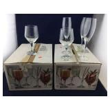 Boxes of Libbey Glasses Plus Miscellaneous