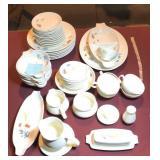 Vintage Franciscan china set
