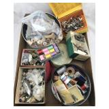 Large Assortment of Sewing Supplies