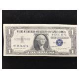 Series 1957 A Silver Certificate - Excellent
