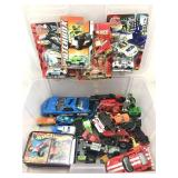 Matchbox and Hotwheels Die Cast Toy Cars