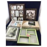 5 New Large Picture Frames and New digital Photo