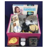 Vintage Camera and Photography Accessories