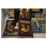 Full Color Art Books on Great Painters