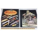 Book on Porcelain Art & Knives of the World