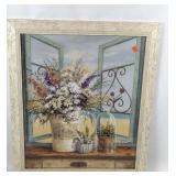 Framed Home Interiors Art