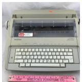 Vintage Correctronic GX-6750 Electonic Typewriter