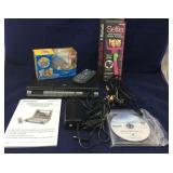 Durabrand Portable DVD Player, a New Selfie and a