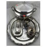 Oneida and Gorham Silverplate Assortment