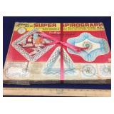 Vintage Kenner's Super Spirograph Set