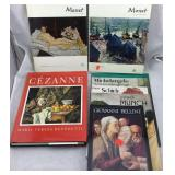 Full Color Books on Great Painters