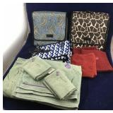 Travel Bags and Towels