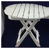 Home Accents Decorative Fish Folding Table