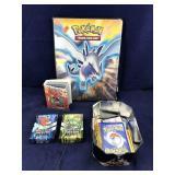 Pokémon Albums and Cards