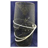 Plastic Minnow Trap and Rope
