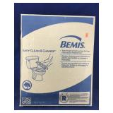 Boxed Bemis White Commode Seat