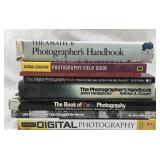 Collection of Books on Photography