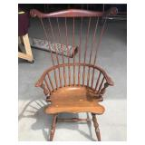 Virginia Craftsman Reproduction Windsor Chair