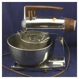 Vintage Sunbeam Mixmaster Mixer